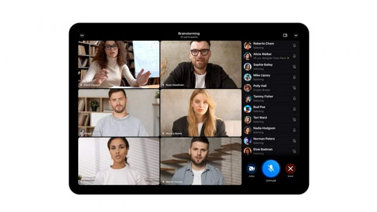 Telegram Adds Group Video Calling in Latest Update