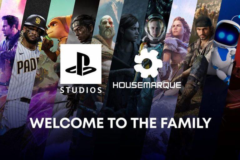 PlayStation Acquires Returnal Developer Housemarque