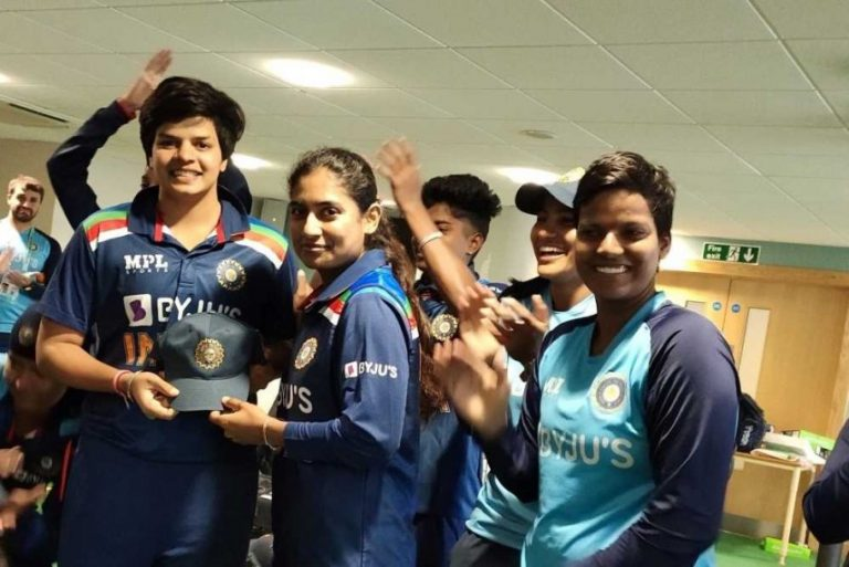 Shafali Verma Becomes Youngest Indian Cricketer to Make Debut in All Formats