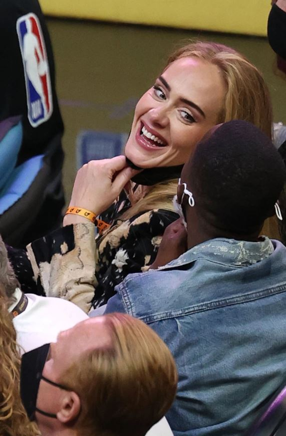 Adele and Rich Paul?