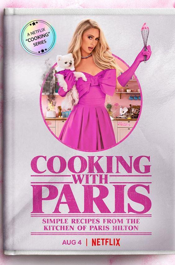 Paris Hilton Cooking Show