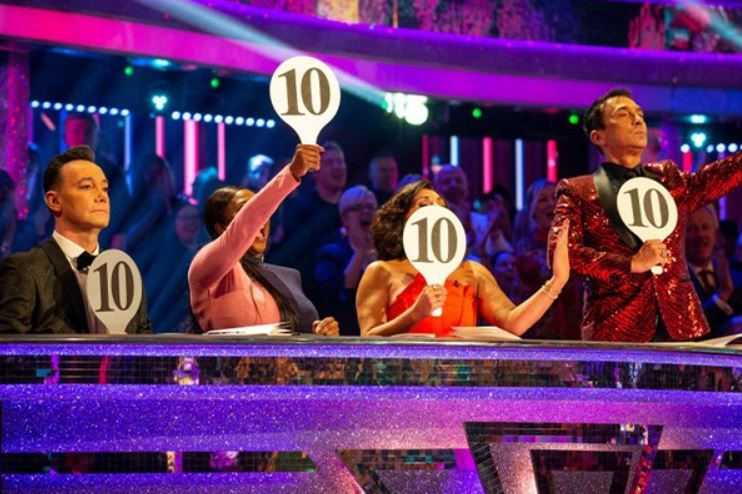 Strictly Come Dancing 2021
