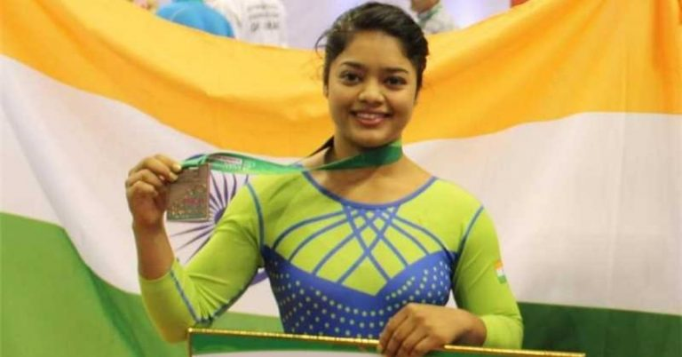 Meet Pranati Nayak, the Only Indian Gymnast Competing in Tokyo Olympics 2021