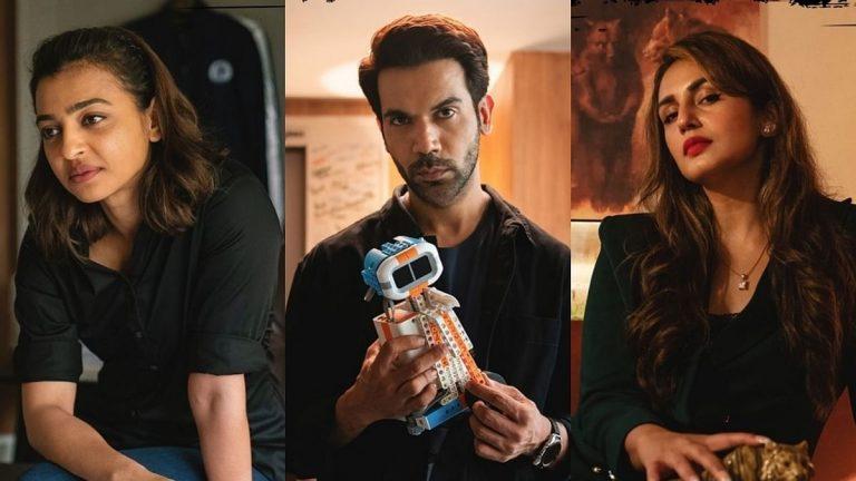 Netflix Teams Up with Rajkummar Rao, Radhika Apte & Huma Qureshi for 'Monica, O My Darling'