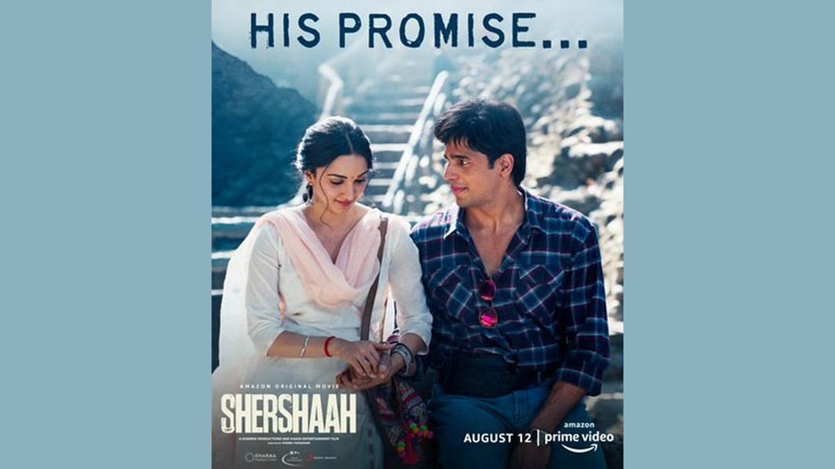 Kiara Advani Reveals Her First Look from 'Shershaah' Starring Sidharth  Malhotra - The Teal Mango