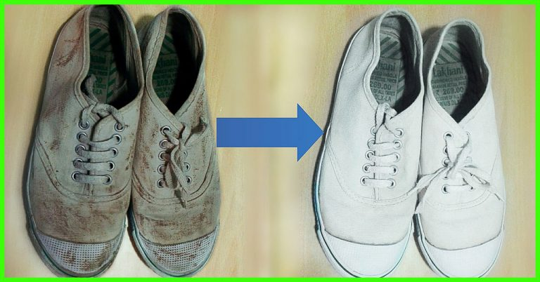 5 Ways To Clean White Converse Shoes