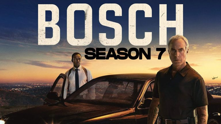 Bosch Season 7: Meet the Cast and Characters