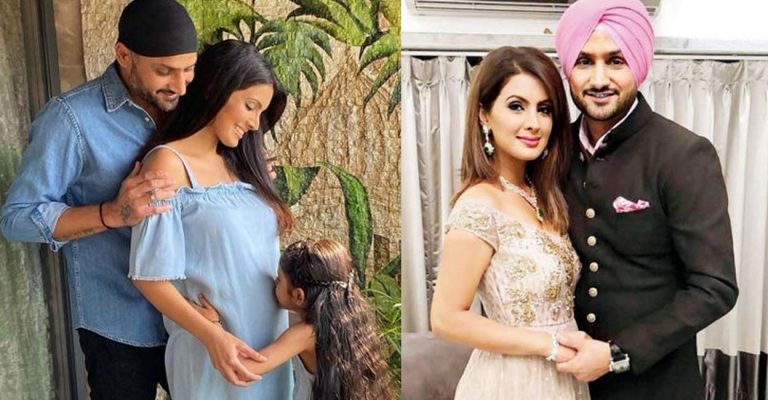 Harbhajan Singh Blessed with Baby Boy