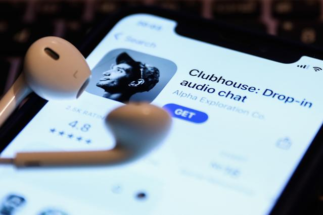 Clubhouse Signs a Deal with Ted for Exclusive Talks