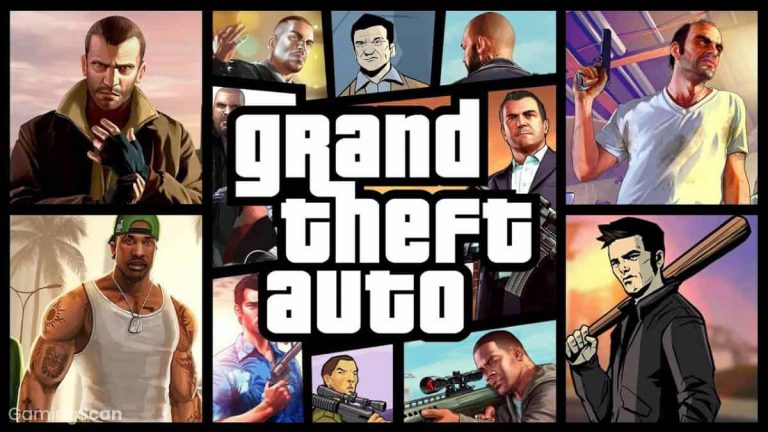 GTA Games in Order for Perfect Storyline
