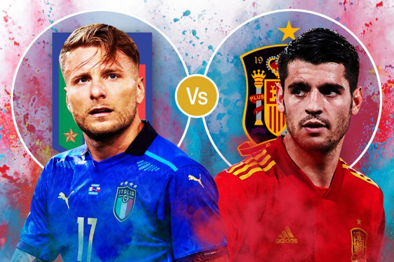 How To Watch Spain vs Italy Semi Final Live on TV?