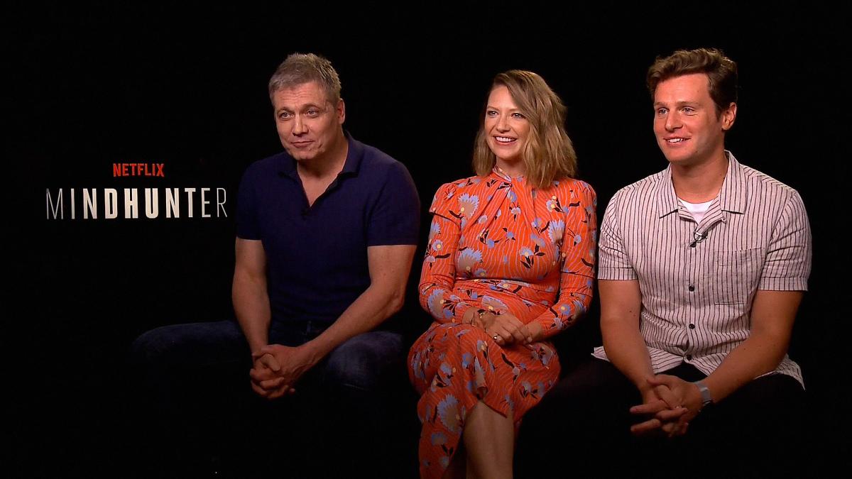 The cast of Mind Hunter Season 3