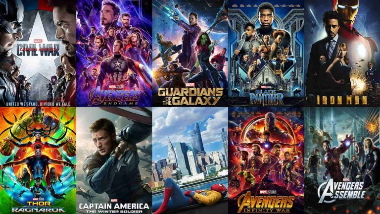 Marvel Movies in Order: The Right Order to Watch Them All
