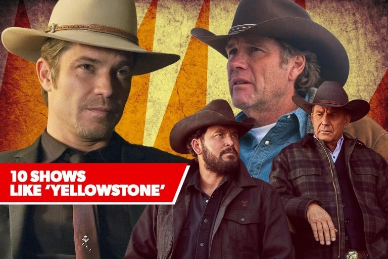 Waiting for Yellowstone Season 4? Watch These 10 Series Now
