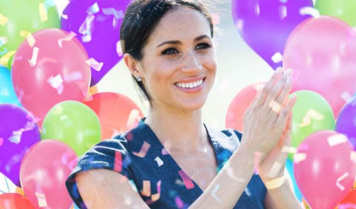 From Us To You, Happiest Birthday, Meghan Markle