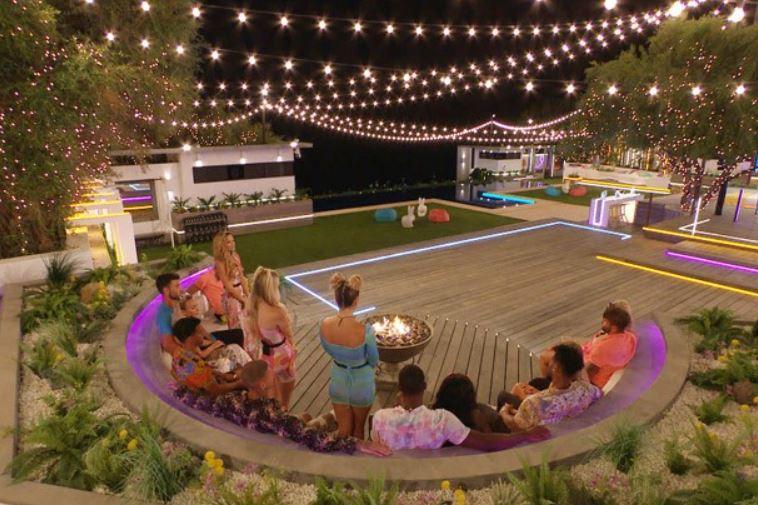 Casa Amor Love Island 2021