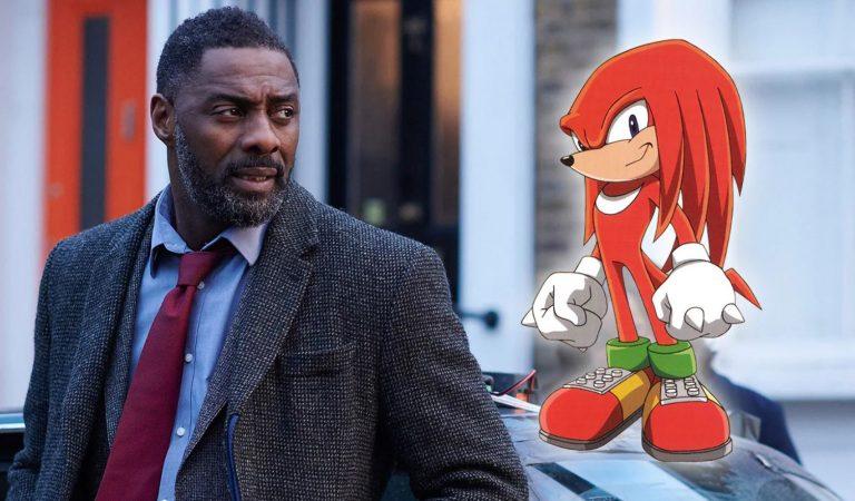 Sonic 2 The Hedgehog will Star Idris Elba