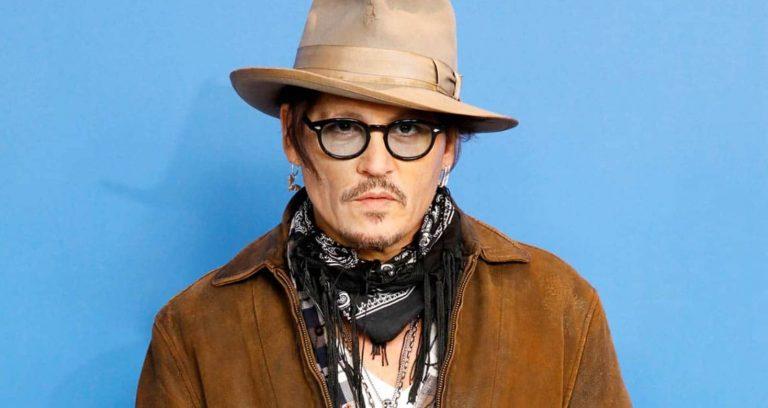 Johnny Depp on Hollywood Boycotting Him for His Legal Battle