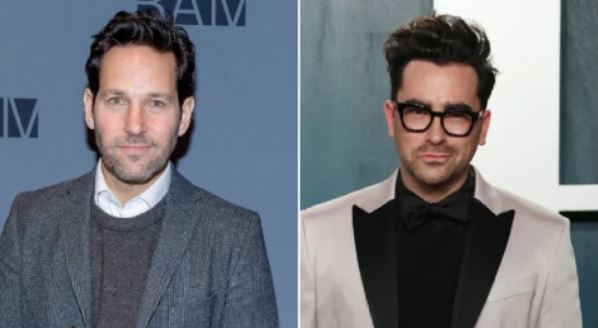 Paul Rudd & Dan Levy Spotted Enjoying Indian Food ; Images are Adorable