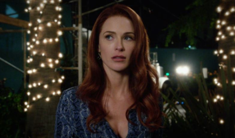 Bridget Regan as Poison Ivy