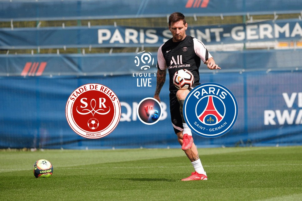 PSG vs REIMS Live Streaming: How to Watch Messi's First ...