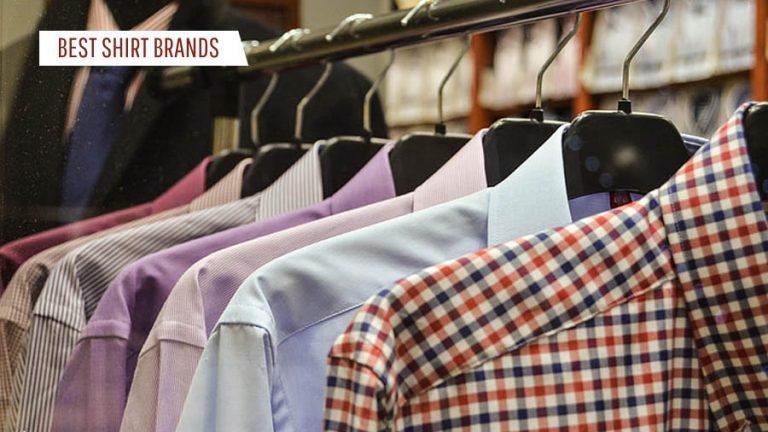 20 Best Shirt Brands for Men