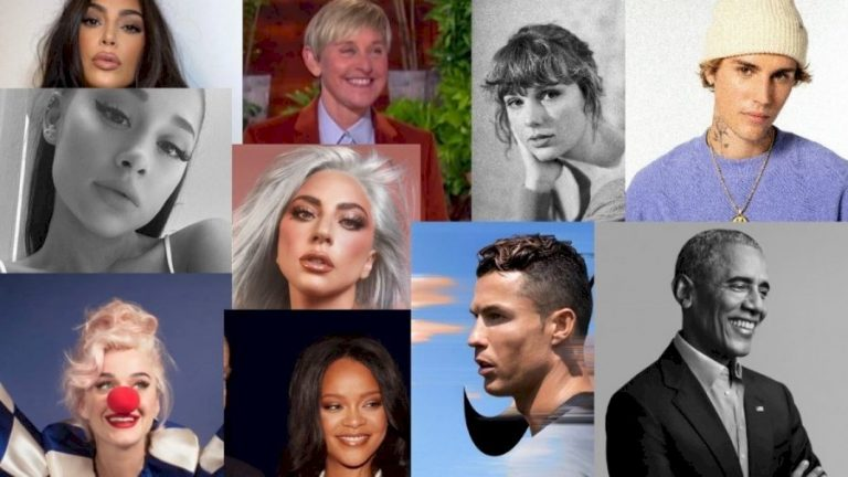 Top 20 Most Followed Twitter Accounts in 2021