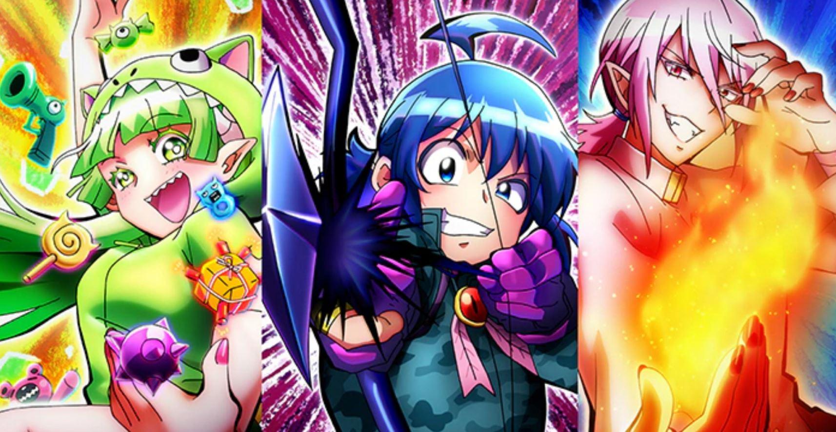 Welcome to Demon School Iruma-Kun Season 3