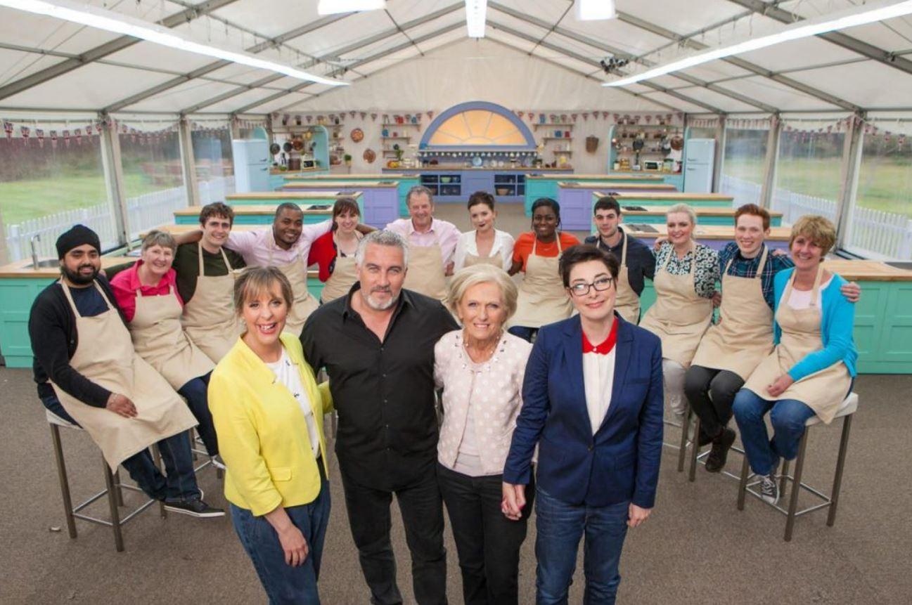 Great British Baking Show Season 12