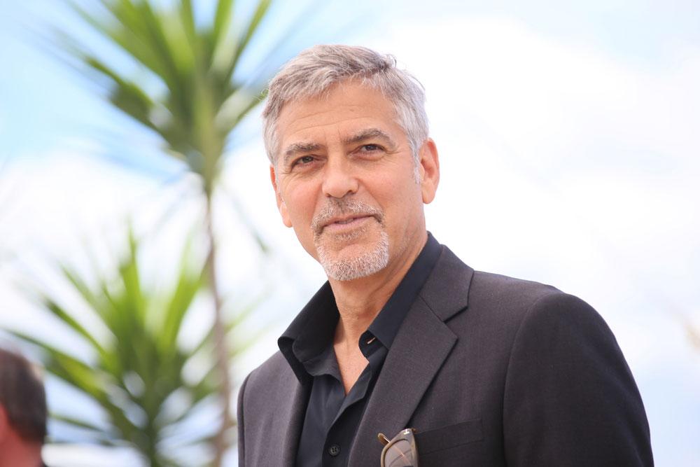 George Clooney .Lista de los 20 actores más ricos del mundo 2021 y su Patrimonio