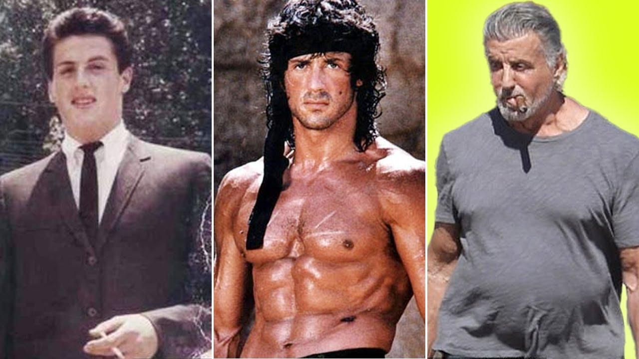 Sylvester Stallone .Lista de los 20 actores más ricos del mundo 2021 y su Patrimonio