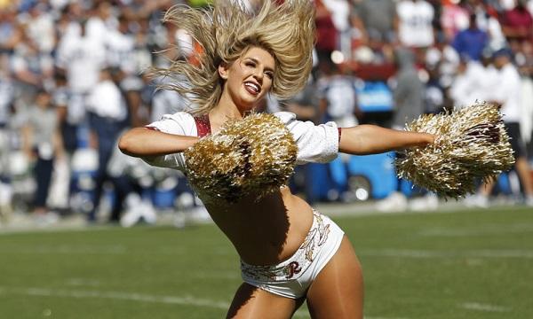 How Much Money Do NFL Cheerleaders Make?