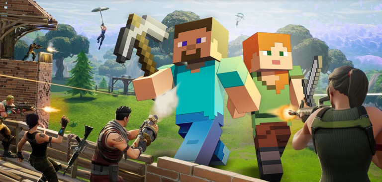 Fortnite vs Minecraft: Which Game is Better?