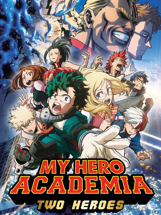 Where to Watch My Hero Academia Online?