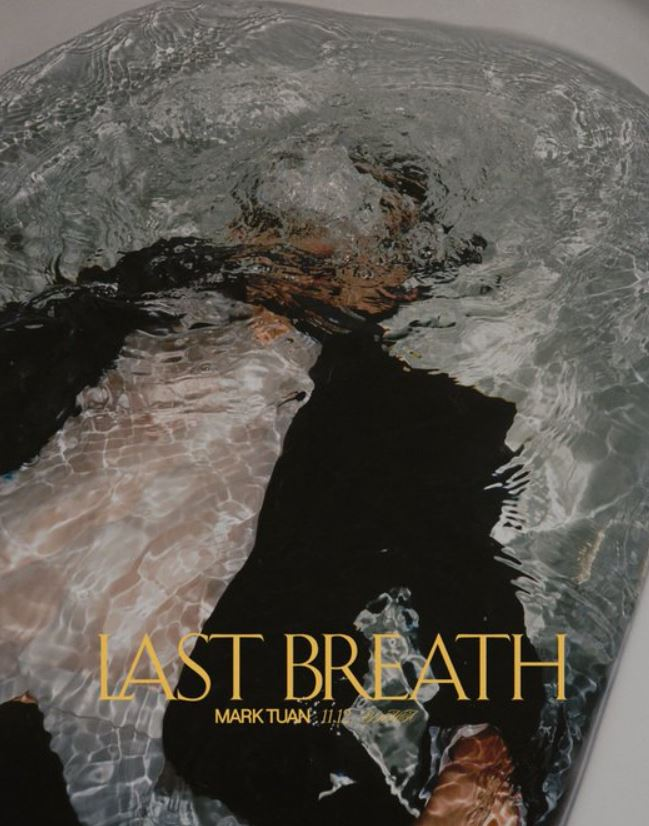 Mark Tuan, the Taiwanese-American GOT7 singer drops Teaser Image for 'Last Breath'