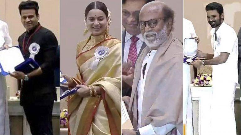 67th National Film Awards; Kangana Ranaut Bagged The Award for the 4th Time