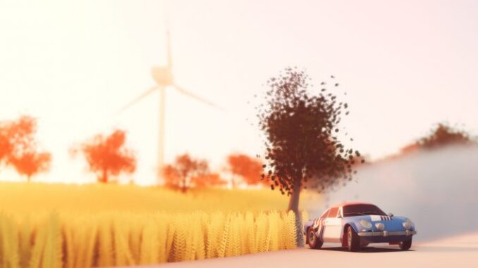 Art of Rally to be Available for PS4 and PS5 this Month