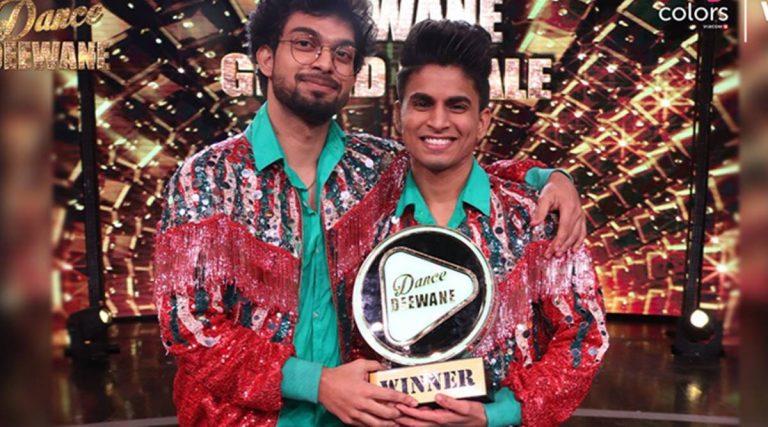 Dance Deewane 3 Winner: Piyush Gurbhele and Rupesh Soni Bags the Trophy, ₹40 lakh Cash Prize and a Car