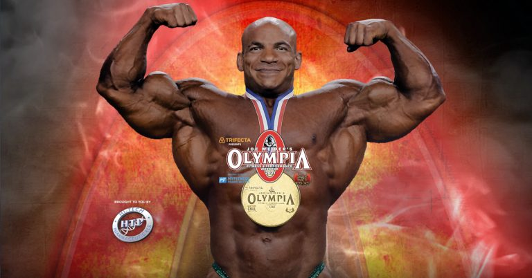 Mr. Olympia 2021: Mamdouh Elssbiay (Big Ramy) Wins The Title