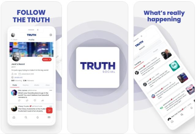 Donald Trump Set To Launch His Own Social Media Platform, 'TRUTH Social'