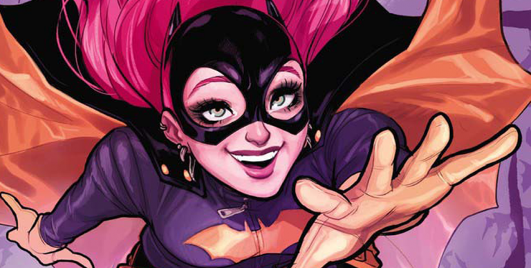 Batgirl First Look and Details Are Here