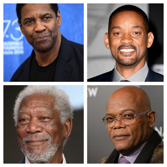 Top 20 Famous Black Actors of All Time