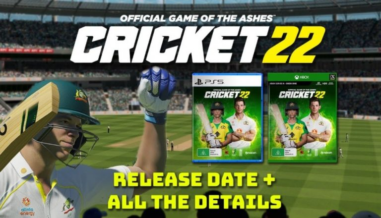 Cricket 22: Release Date, First Look, Tournaments and Teams