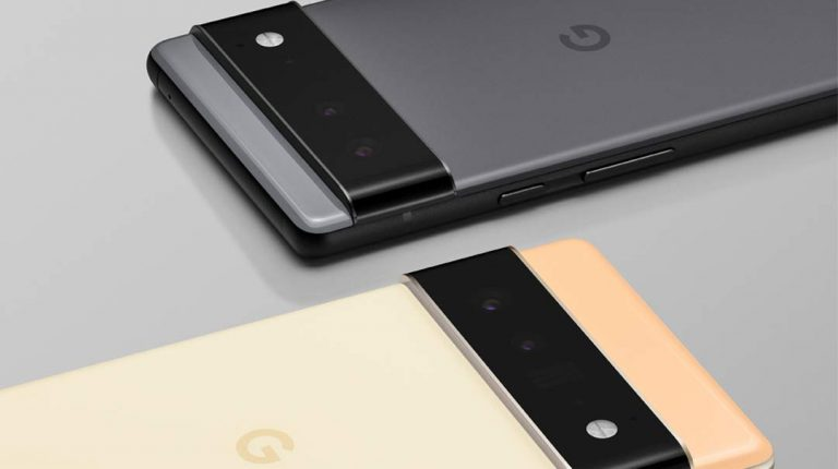 We Have a Release Date for Google Pixel 6 and Pixel 6 Pro