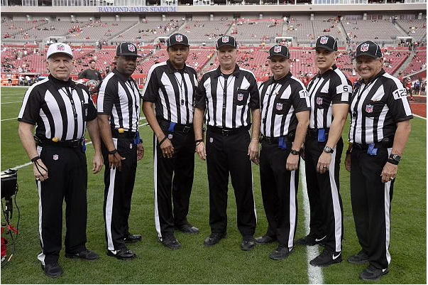 NFL Referee Salary: How Much Do NFL Refs Make?