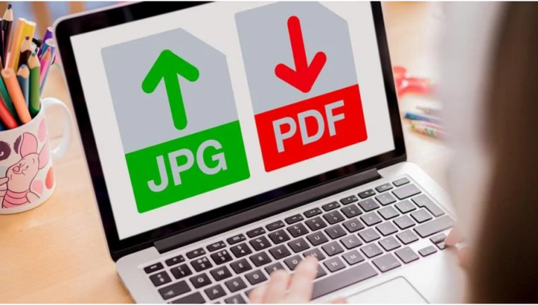 How to Convert JPG to PDF in Simple Steps?
