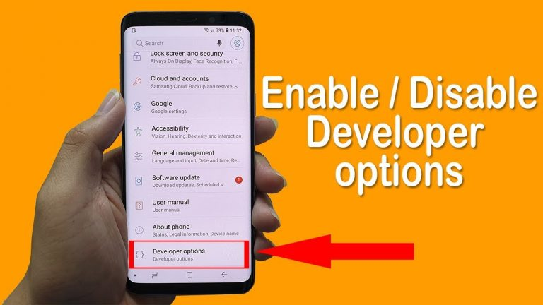 How to Enable or Disable Developer Mode on Android?